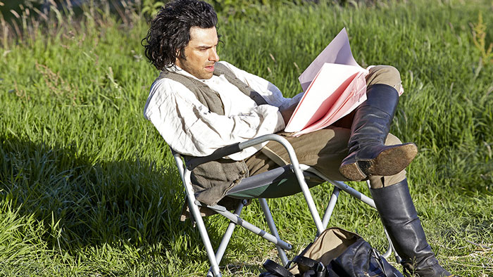 Poldark-behind-the-scenes-script