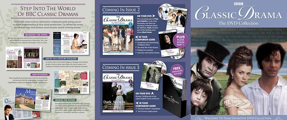 Celebrate BBC in Classic Darcy Style: BBC Classic Drama DVD Collection