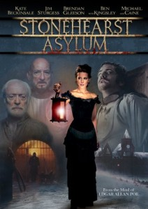 Stoneheart Asylum DVD