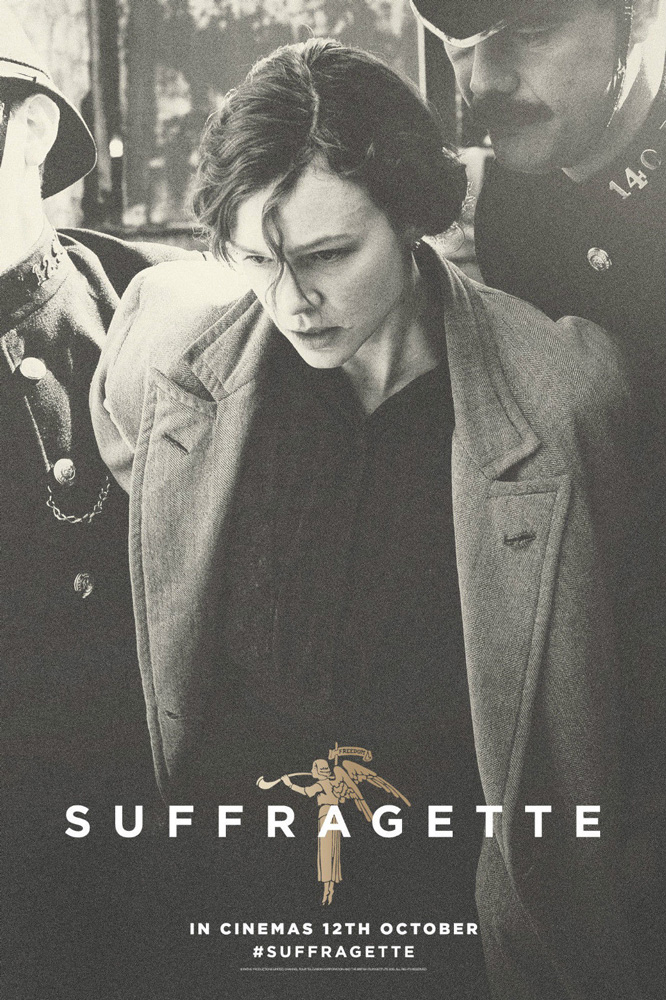 Suffragette Movement Movie Story Of Women Power on oscar movie costumes
