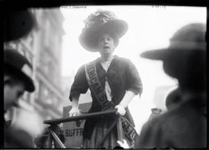 Suffragette-Mrs.-S.-Loebinger-1908-NYC