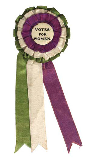 Votes-for-Women-Rosettes