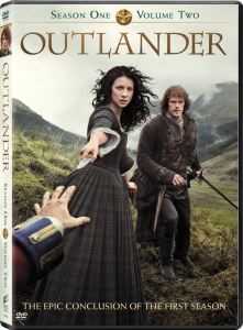 Outlander DVD season One Vol 2