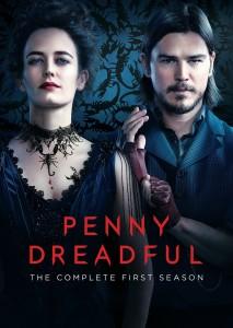 penny dreadful dvd