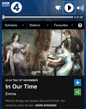 Emma Jane Austen Radio