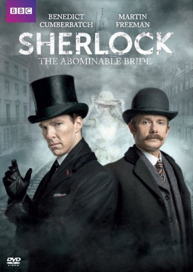 Sherlock The Abominable Bride DVD