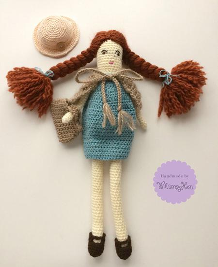 Anne-doll