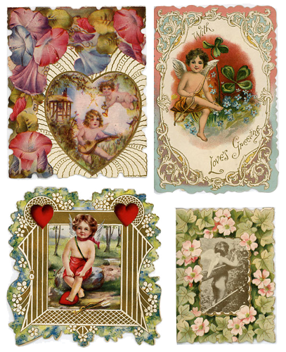 Valentines-Cupids