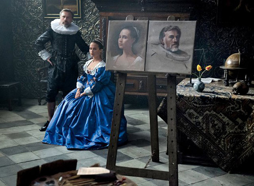 Tulip Fever, courtesy Paramount Pictures