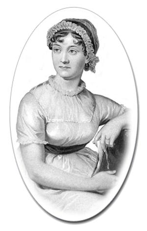 Austen-sticker