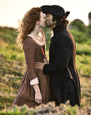 Poldark-Season-2kiss