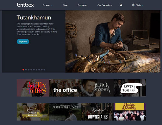 BritBox British Streaming is Here! • Willow and Thatch