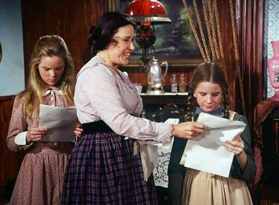 Little Women Movie & TV Adaptations • Willow and Thatch