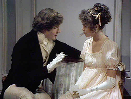 Pride and Prejudice (1980), courtesy BBC