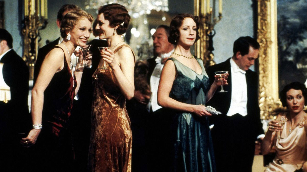 5 Reasons To Watch Gosford Park Willow And Thatch