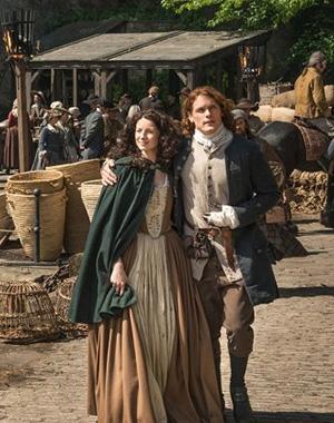 Season 2 Outlander 2016 France