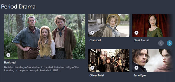 BritBox • Willow and Thatch