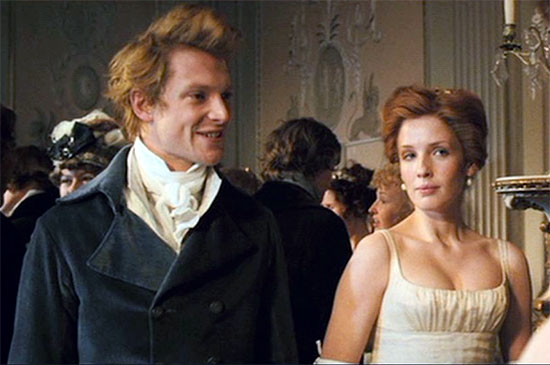 Costuming Austen's Pride & Prejudice