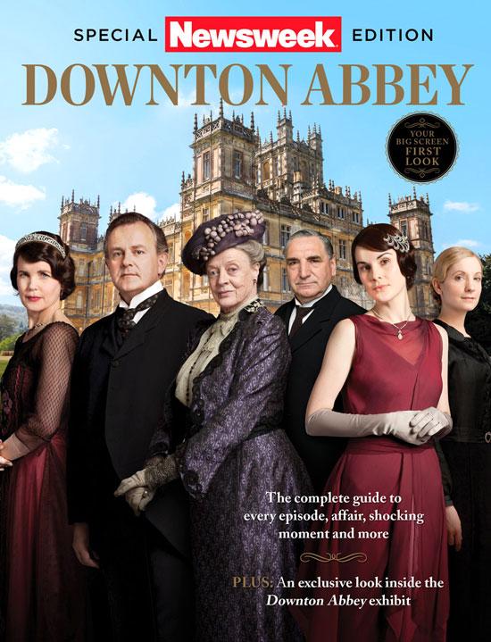 Downton Abbey Locations: Period Drama & Movie